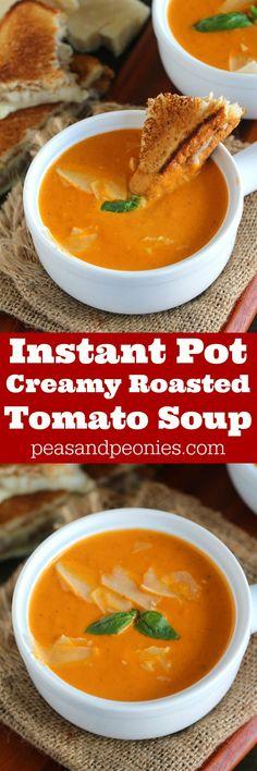 Instant Pot Tomato S