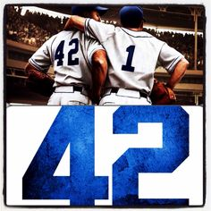 Watched a great movie this Sunday morning.  Jackie Robinson was truly a great man who suffered and rose up victories for ALL man kind.