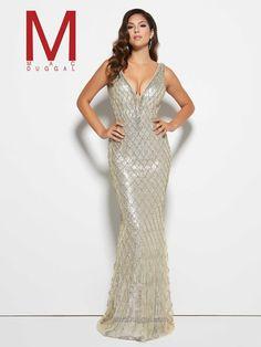 Mac Duggal 62469 Australian dress