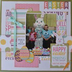 Echo park Happy Easter Mini Theme hybrid - Google Search
