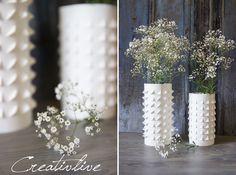 creativLIVE: DIY Papiervasen und neue Bilder
