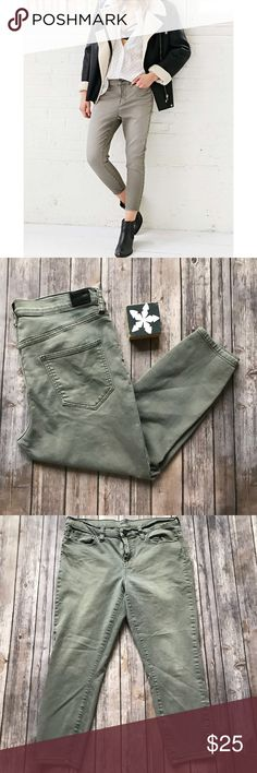BDG Easy Rider Grazer Jeans Size 29 Like new taupe color ankle jeans from BDG from Urban Outfitters Urban Outfitters Jeans