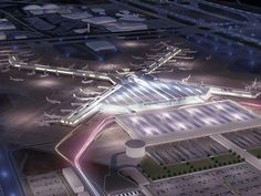 Pittsburgh's airport to get smaller, smarter