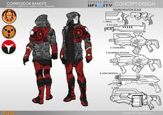 Infinity концепты – 136 фотографий Infinity Art, Infinity The Game, Armor Concept, Concept Art, Character Concept, Character Art, Character Reference, Science Fiction, Sci Fi Armor