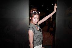 正妹傳播網: 甜美系SG+展場大魔王「薛蓓蓓」,鄉民說:蓓蓓第一張還蠻像西野翔的.... - yam天空部落