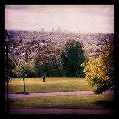 Alexandra Park. London