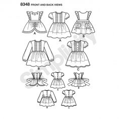 8348 - New Collection - Simplicity Patterns