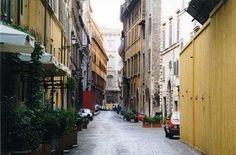 Rome (near Hotel Raphael)