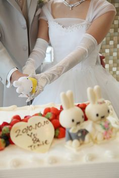 ウエディングカメラマンの裏話*-結婚式 Miffy, Party, Wedding, Valentines Day Weddings, Weddings, Mariage, Receptions, Marriage, Parties