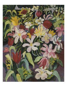 Auguste Macke, Prints and Posters at eu.art.com