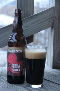 Down The Hatch: Slumbrew 's Porter Square Porter