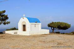 In Kefalos on the Island of Kos in Greece