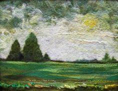 felted landscapes
