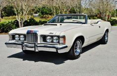 1973 Mercury Cougar Convertible ★。☆。JpM ENTERTAINMENT ☆。★。