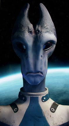 Mass Effect - Salarian Mass Effect Games, Mass Effect 1, Mass Effect Universe, Alien Character, Character Art, Assassin, Squad, Alien Concept Art, Alien Races