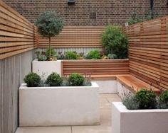 Klea Avenue, Clapham: Caroline Garland's Capsule Garden Design!