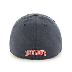 Detroit Tigers 47 Brand Vintage Classic Franchise Fitted Hat