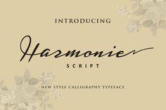 DLOLLEYS HELP: Harmonie Free Font