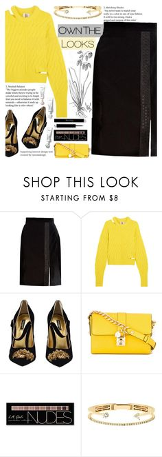 """""""Fall By Crush """" by anarita11 ❤ liked on Polyvore featuring Brooks Brothers, Topshop Unique, Dolce&Gabbana, Charlotte Russe and Delfina Delettrez"""