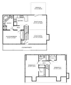 Small cabin plans free view source more cabin homes for Traditional log cabin plans