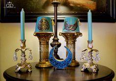 Ikea Candles, Arabian Decor, Ramadan Decorations, Eid Mubarak, Christmas Images, Candle Sconces, Cnc, Islamic, Decoupage