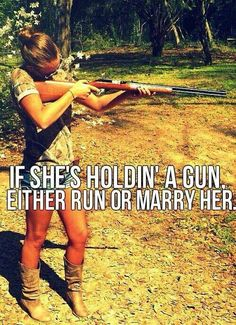Run or marry her