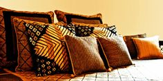Handcrafted luxury home products by Bandhini Home
