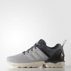 ZX Flux Split Shoes - Grey