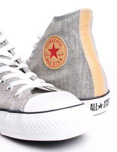 Laat de lente maar komen en haal je All Stars uit de kast - Converse