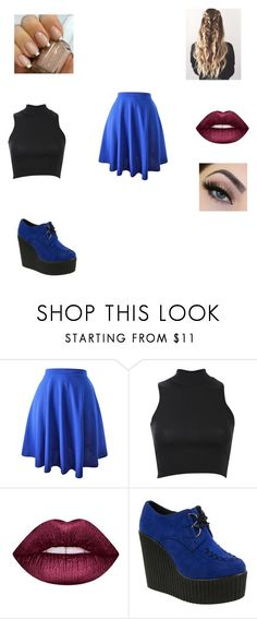 """""""Untitled #769"""" by megibson2005 on Polyvore featuring Pilot, Lime Crime and Truffle"""