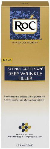 RoC Deep Wrinkle Filler, 1-Ounce Box $10.59