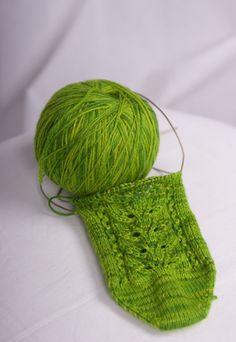 Toe Up Socks!