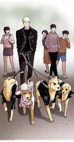 Read Lookism Manga Online For Free Lookism Webtoon, Webtoon Comics, Vasco Wallpaper, Manga Anime, Anime Art, Handsome Anime Guys, Historical Art, Cartoon Games, Anime Figures