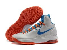 "Nike Zoom KD V 5 ""Home"" Basketball Shoes"