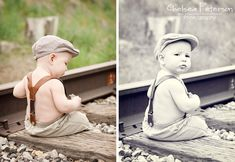 Im Topsy Turvy: Baby Boy 6 month pictures 6 Month Baby Picture Ideas Boy, Baby Boy Pictures, 6 Month Pictures, Milestone Pictures, Fotos Baby Shower, Baby Monat Für Monat, Suspenders For Boys, Boy Photo Shoot, Foto Baby