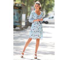 Tunikové šaty se 3/4 rukávy | modino.cz  #ModinoCZ #modino_cz #modino_style #style #fashion #dress Dresses With Sleeves, Long Sleeve, Fashion, Long Sleeve Dresses, Accessories, Other Woman, Tunic, Kaftan, Woman Clothing