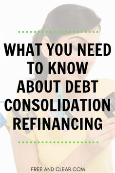 Use our Debt Consolidation Refinance Calculator to determine how much money you can save by consolidating high cost debt into a new mortgage when you refinance Refinance Mortgage, Mortgage Tips, Mortgage Rates, Banks, Ontario, Energy Saving Tips, Loan Consolidation, Couple