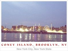 Coney Island, Brooklyn, New York State, United States