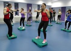 Cursuri Step Aerobic Sibiu - Tae Bo Mix Tae Bo, Aerobics, Basketball Court, Exercise, Gym, Fitness, Sports, Ejercicio, Hs Sports