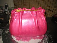 Purse Cake Tutorial! | My Sweet and Saucy