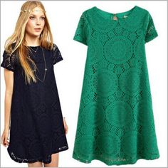 european american style women summer dress Vintage embroidery hollow out lace flower sexy plus size dresses to party sailor moon-in Dresses from Women's Clothing & Accessories on Aliexpress.com | Alibaba Group
