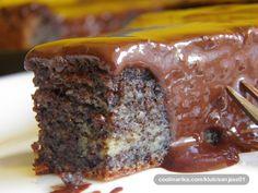 PENASTA TORTA OD MAKA! OVO JE NAJPENASTIJI KOLAČ KOJI SAM U ŽIVOTU PROBALA,A DA NE SADRŽI ŽELATIN,NARAVNO.