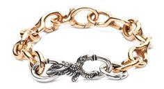 Focus bracelet in bronze & silver | X Jewellery | #xjewellery #silver #bronze #jewelry #strongandfree | xjewellery.com