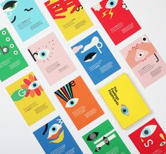 Seen+Noted: TBWA\India launches 'One Mindful Mind' interactive tool kit that helps every parent turn into a counsellor for their child Interaktives Design, Book Design, Creative Design, Print Design, Poster Design, Graphic Design Posters, Packaging Design Inspiration, Graphic Design Inspiration, Brand Identity Design