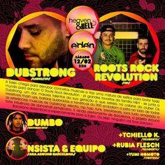 12.02.2011 Dubstrong e Roots Rock Revolution - H&H
