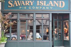 SAVARY ISLAND PIE COMPANY | Bakery, Coffee, Breakfast, Lunch, Dinner, Restaurant, West Vancouver, BC, Canada