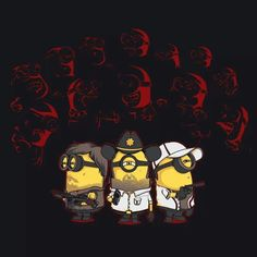 TWD minions