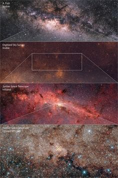 Journey to the center of our galaxy :: http://m.phys.org/news/2016-03-journey-center-galaxy.html