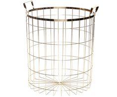 Korb Frida - Wäschekorb fürs Ankleidezimmer -> 50 hoch 47 breit