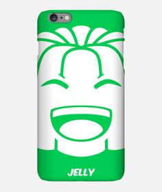 Original Jelly Phone Case designed by Jelly himself. The Jelly Phone Case is a light, companion for smart devices on-the-go. Available for 12 phone m Charger Holder, Phone Holder, Electronics Projects, Arduino, Jelly Store, Samsung Cases, Iphone Cases, Iphone 4, Youtuber Merch
